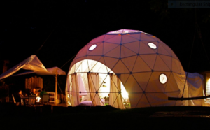 Places in Europe where you can stay in a Bubble