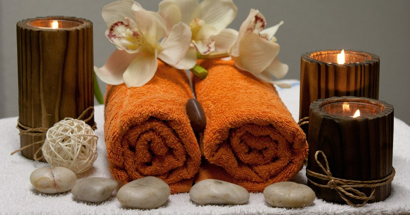 Best Spa's in Hyderabad